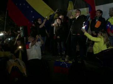 El padre del autoproclamado presidente de Venezuela, taxista en Canarias
