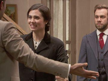 La inesperada visita que podría poner en riesgo la relación entre María y Fernando