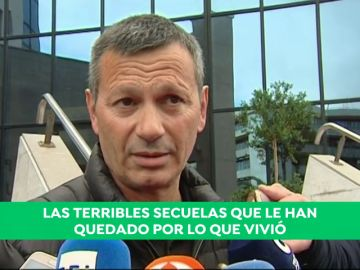 """Antonio Peñalver, tras declarar en el juicio contra Miguel Ángel Millán: """"Ha desarrollado una capacidad para manipular a niños, padres, autoridades..."""""""