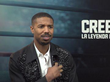 Michael B. Jordan, protagonista de 'Creed II'