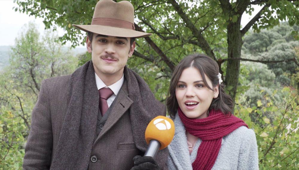Vídeo: El deseo de los actores de 'Puente Viejo'