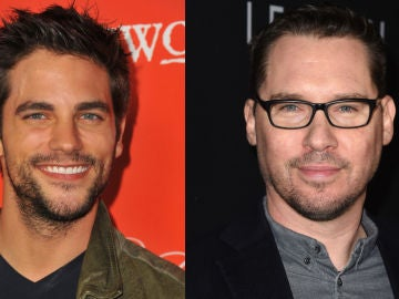 Brant Daugherty y Bryan Singer
