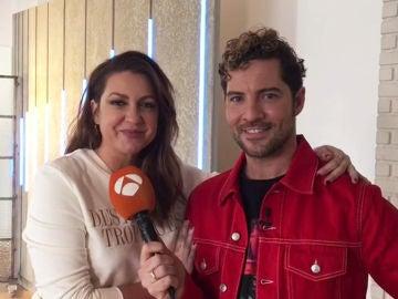 Niña Pastori, asesora de David Bisbal en 'La Voz Kids'