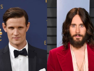 Matt Smith y Jared Leto