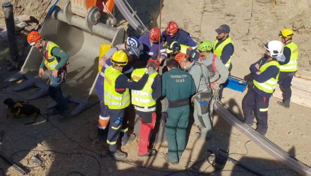 Salvamento minero: así es el equipo preparado para actuar en situaciones límite