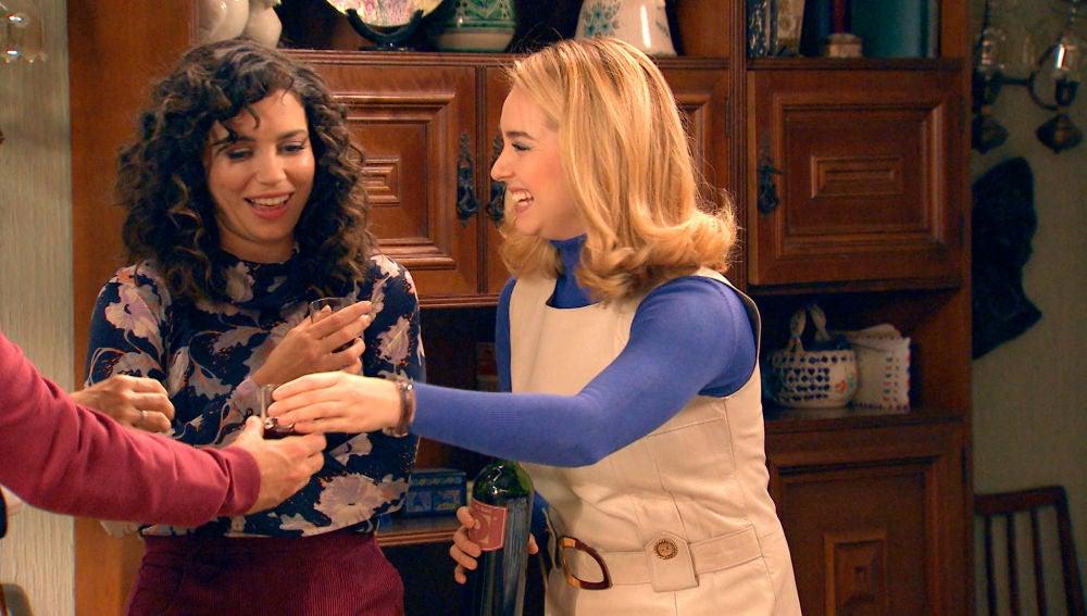 """La presentación 'oficial' de Luisita: """"Podemos dar la bienvenida a Amelia a nuestra familia"""""""