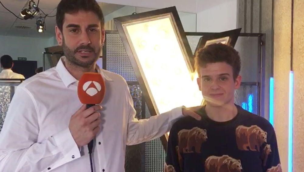 Arkano, asesor de Melendi en 'La Voz Kids'