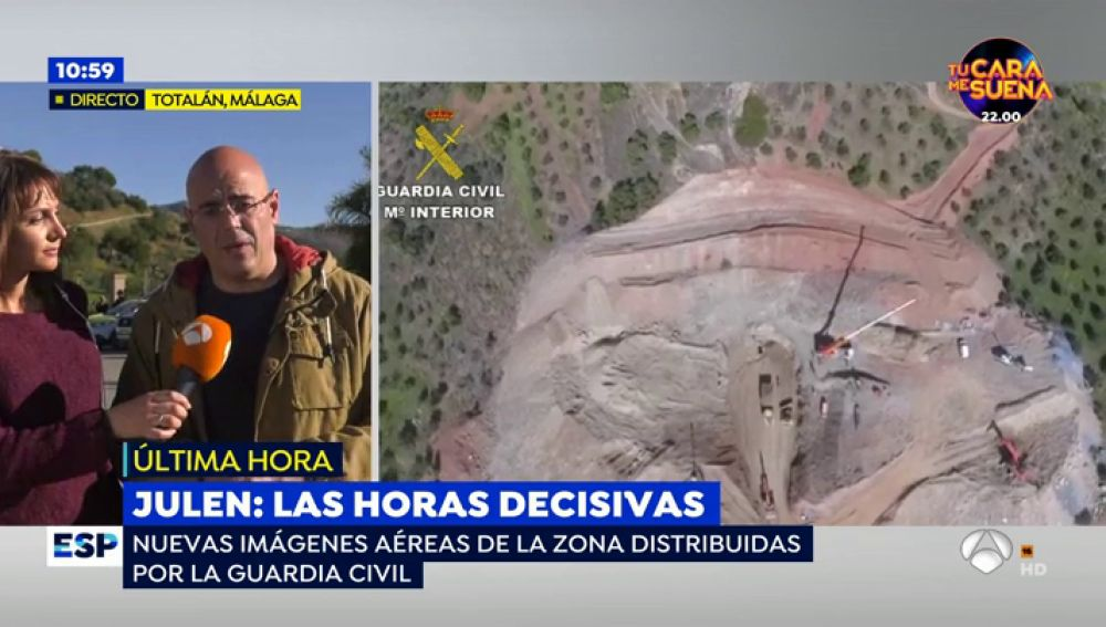 Las condiciones que pusieron los mineros al operativo para entrar a rescatar a Julen en el pozo de Totalán