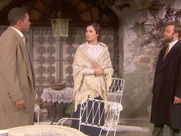 Roberto, a María: ¿Quieres que me quede en 'Puente Viejo'?