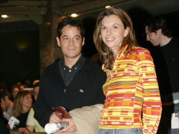 Jorge Sanz y Paloma Gómez