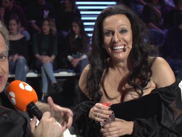 La divertida entrevista de Bertín Osborne a Masiel en 'Tu cara me suena'