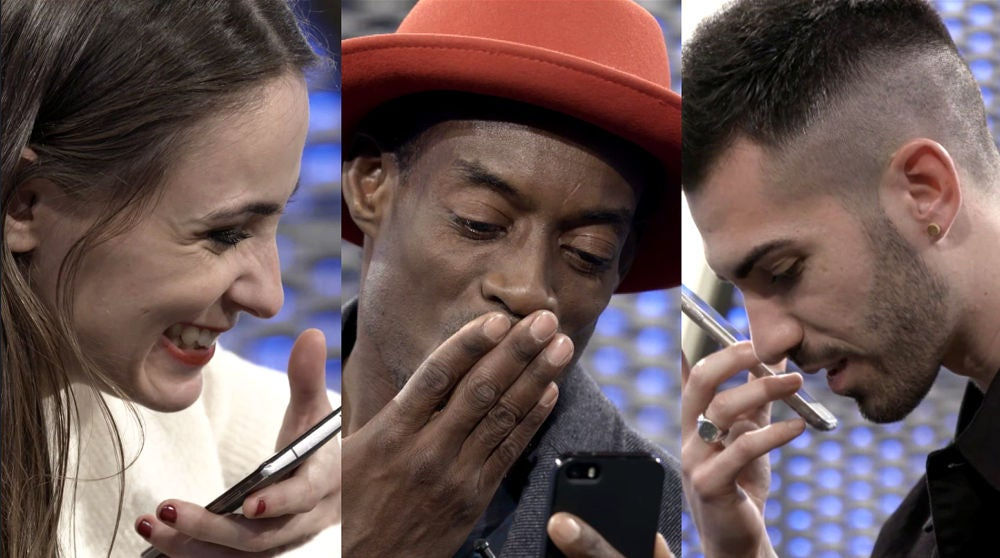 Las emotivas llamadas de los concursantes a sus familiares tras su primer contacto con 'La Voz'