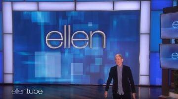 Ellen DeGeneres, fascinada con las primeras imágenes de 'Juego de Juegos'