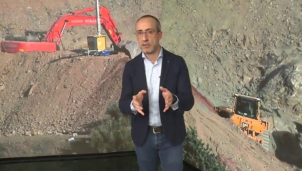 El experto Alfonso Egea cuenta como se están viviendo los últimos días del rescate de Julen