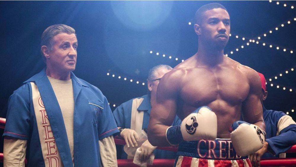 'Creed II: La leyenda de Rocky'