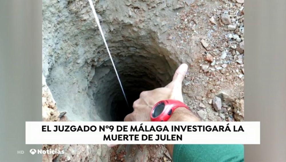 La investigación por la muerte de Julen se centra en por qué se quedó atrapado en un cápsula entre piedras y barro