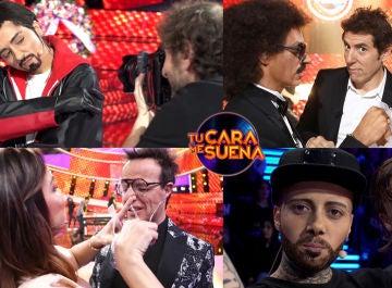 Making of de la gala 13 de 'Tu cara me suena'