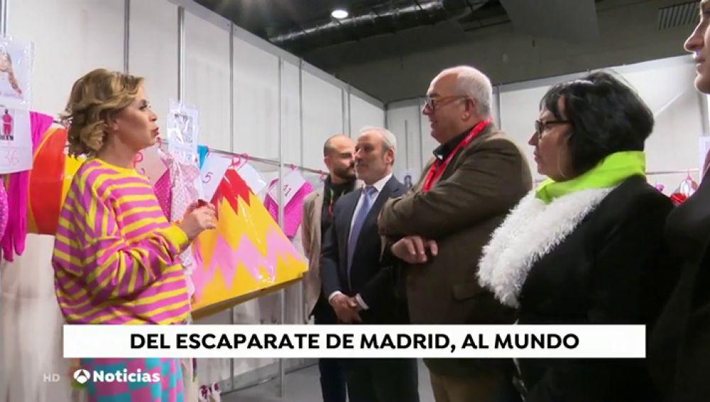 Ulises Mérida, que representa a tiendas de lujo de Arabia Saudí, viene por primera vez a Madrid