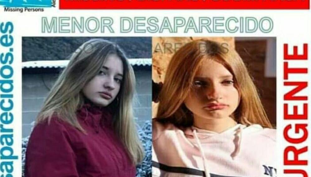 La joven desaparecida en Ponferrada