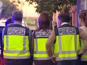 Reconstrucción crimen en Dos Hermanas