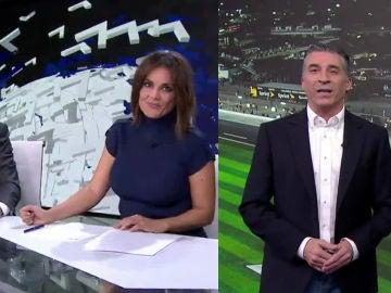 Antena 3 Noticias y Deportes, lo más visto en televisión