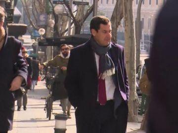 El presidente de la Junta de Andalucía reclama 4.000 millones extras de financiación