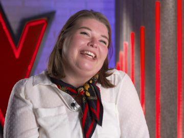 "Hannah Labotka: ""Mi sueño de pequeña era ser como Hannah Montana"""