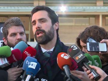 Los políticos independentistas se quejan de que el frío de la cárcel les impide preparar su defensa