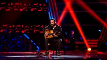 Vídeo: Tare Cortés canta 'Vida Loca' en las 'Audiciones a ciegas'