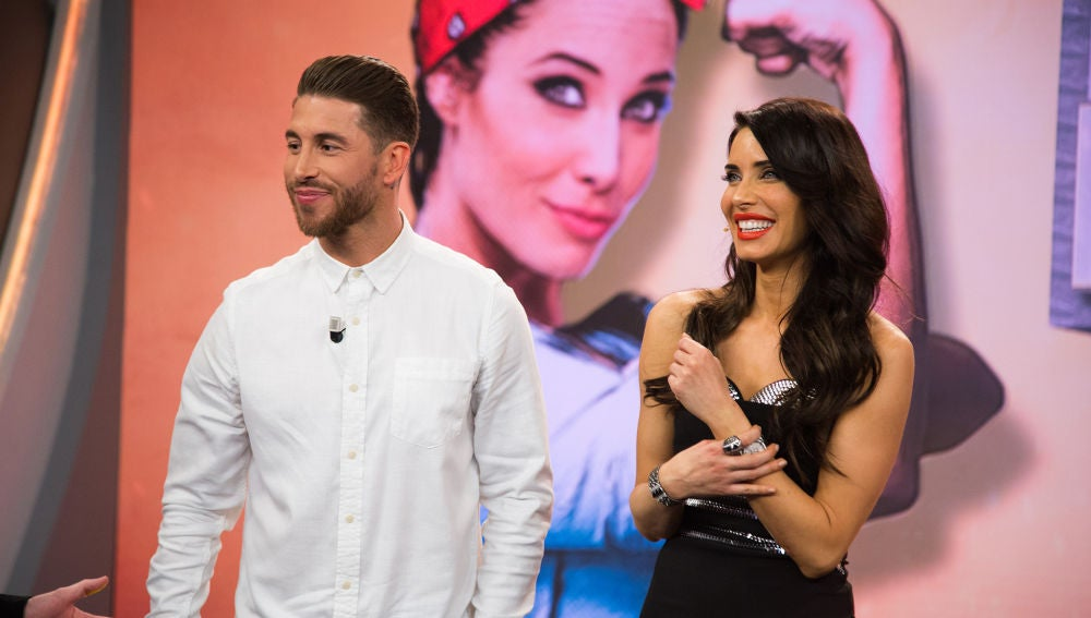 """Sergio Ramos y Pilar Rubio cuentan todos los detalles sobre su boda en 'El Hormiguero 3.0': """"Nos casamos el 15 de junio"""""""