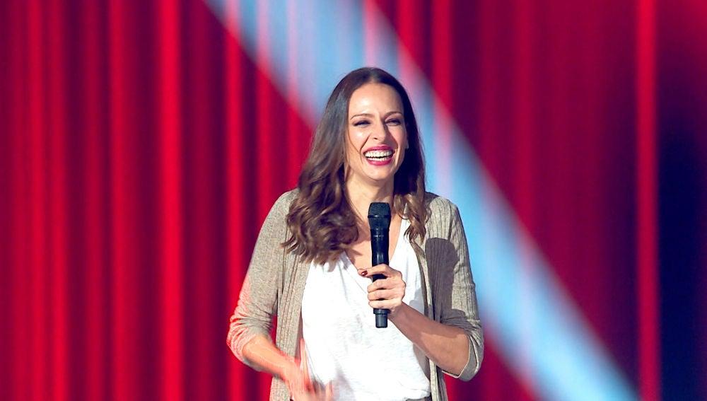 'La Voz' sorprende a Eva González por su cumpleaños