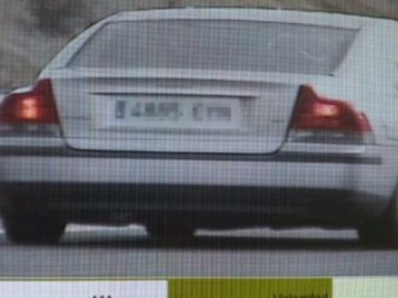 Investigan a un conductor por circular a 212 km/h en Navarra