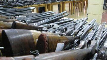 La Comandancia de la Guardia Civil de C.Real acogerá una nueva subasta de armas