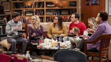 Escena de 'The Big Bang Theory'