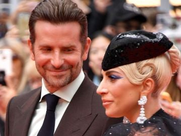Bradley Cooper y Lady Gaga