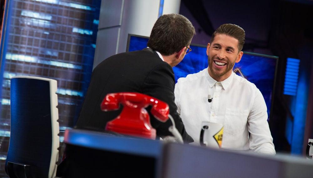 Revive en 'El Hormiguero 3.0' las mejores jugadas de Sergio Ramos recopiladas por un gran amigo del futbolista