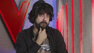 """Jesús Albarrán: """"Me presento para que el folk americano esté presente en 'La Voz'"""""""