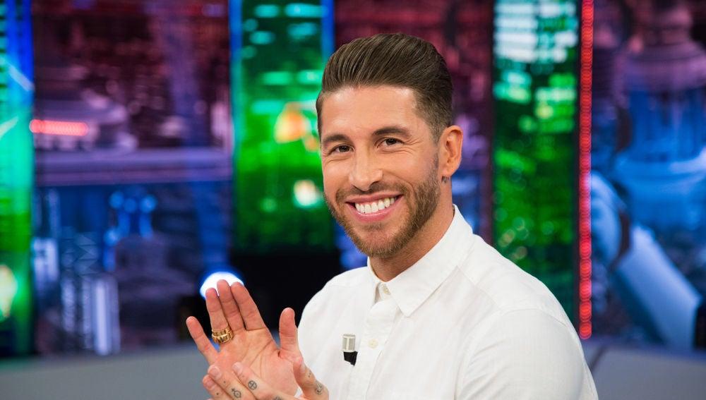 Sergio Ramos, en 'El Hormiguero 3.0'