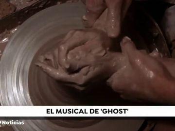 El musical 'Ghost' busca actores en su llegada a Madrid