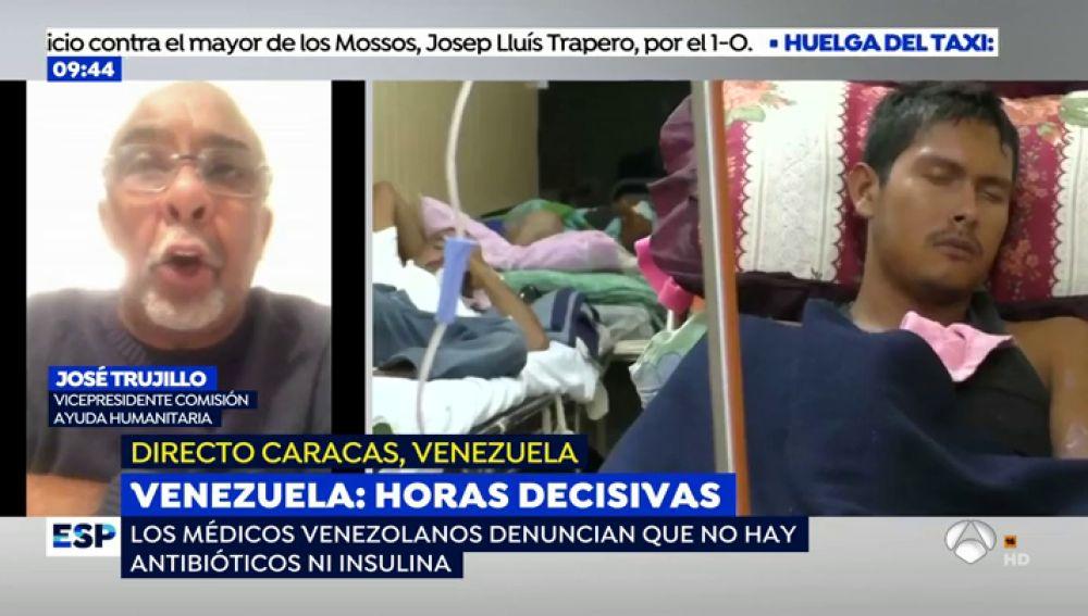 En Venezuela no hay cómo tratar a los pacientes con cáncer, problemas renales o del área cardiovascular
