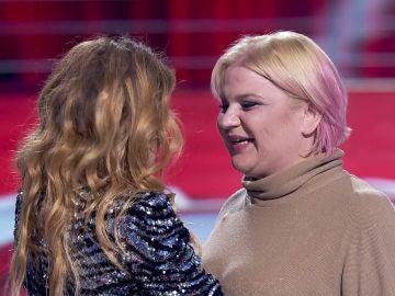 "VÍDEO: Rosa Marín: ""He cantado como sé hacerlo"""