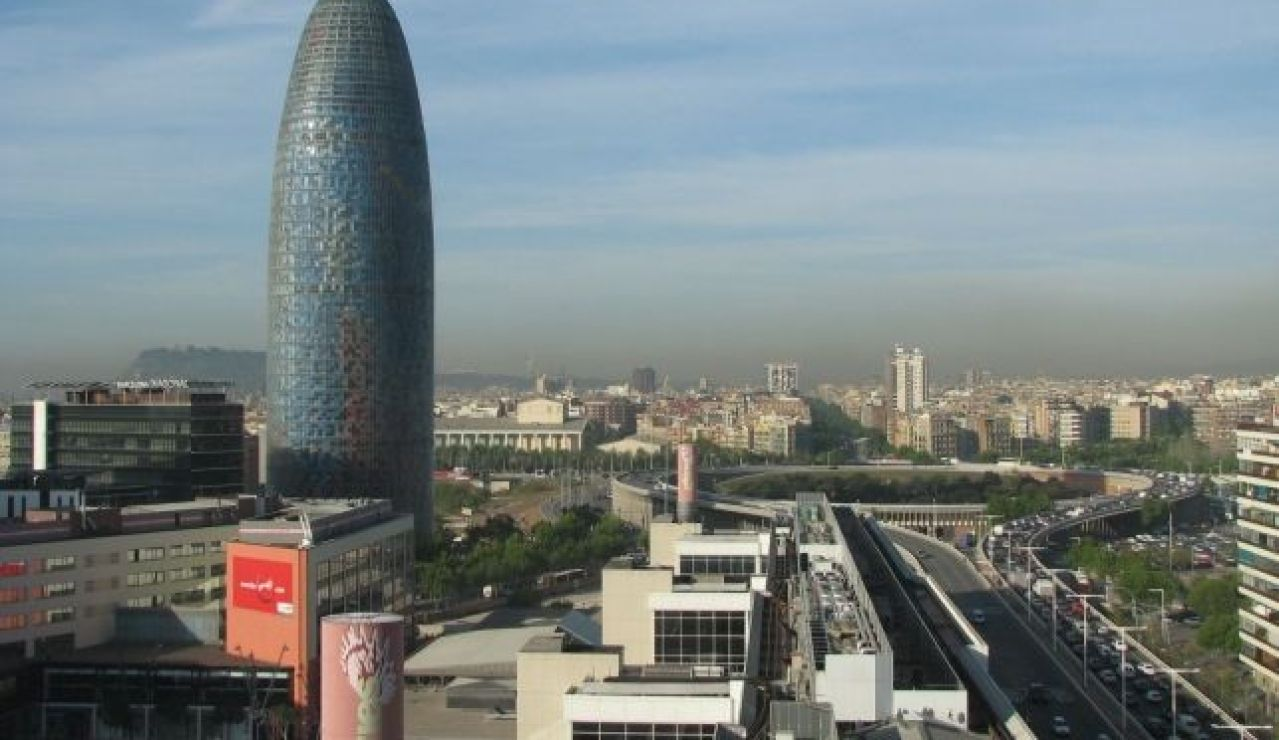 Torre Agbar and Glories_643x397