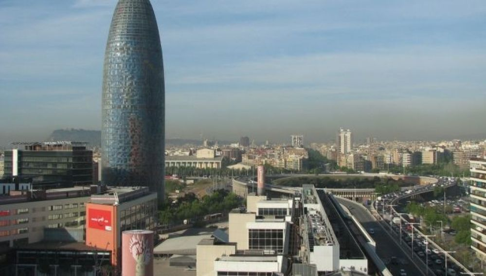 Torre Agbar and Glories_643x397