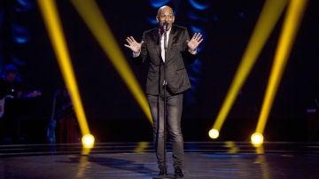 Mark Wayne canta 'Let's stay together' en las 'Audiciones a ciegas' de 'La Voz'