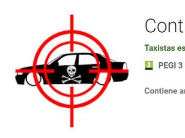 """Imagen de la app para el """"control de VTC y piratas"""""""