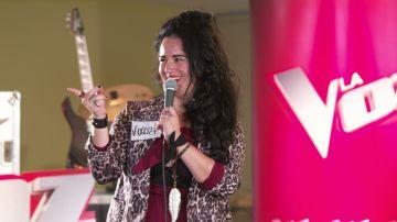 """Lydia Ruiz, premio a la perseverancia en 'La Voz': """"Me he presentado todos los años pero éste es el primero que llego hasta aquí"""""""