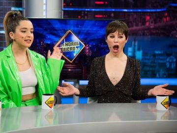 """Soraya Arnelas en 'El Hormiguero 3.0': """"Pensaba que 'Tu cara me suena' iba a ser como un juego"""""""