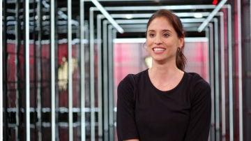 """Teresa Ferrer: """"Estoy con nervios pero positivos"""""""