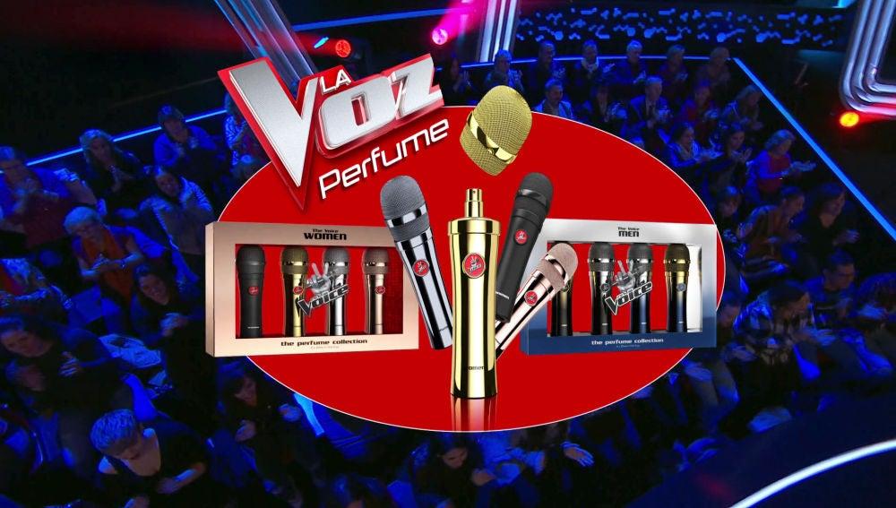 Hazte con el perfume de 'La Voz' y podrás ganar una entrada doble para vivir las galas en directo