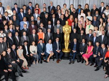 Almuerzo de los Oscar 2019.